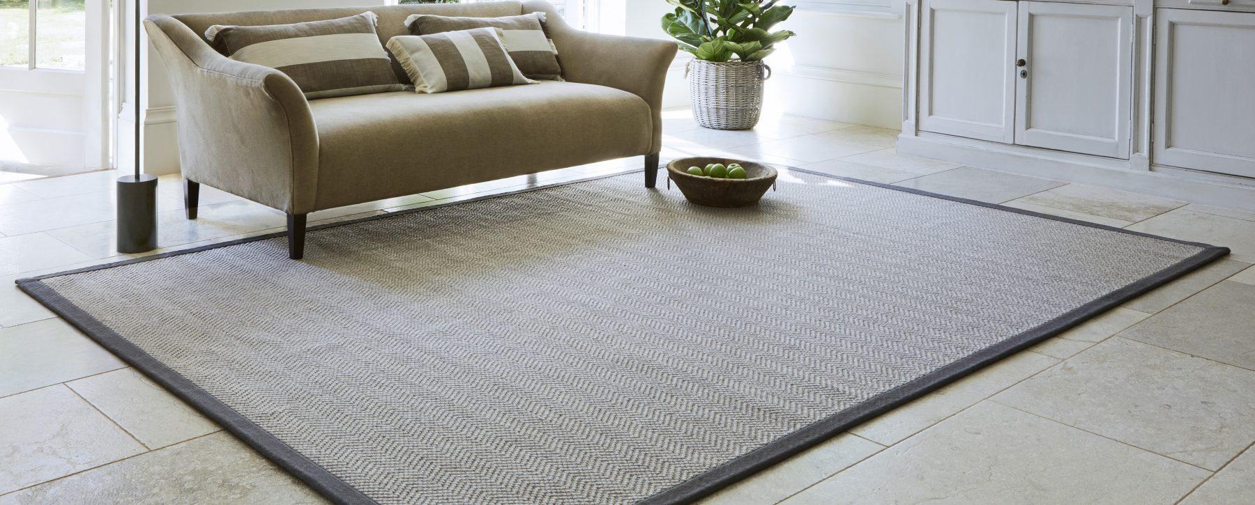 Bespoke Rug Edgings - Jacaranda Carpets